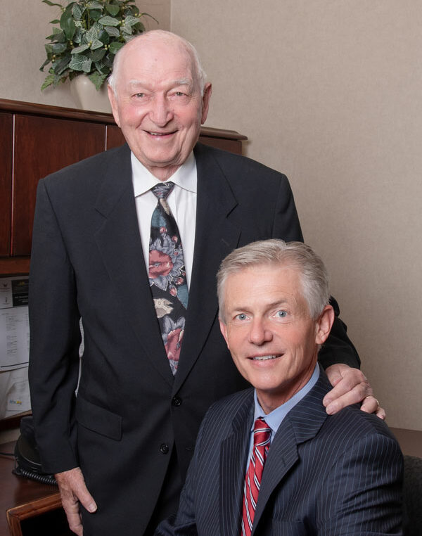 Clark And Paul At Lake Region Bank