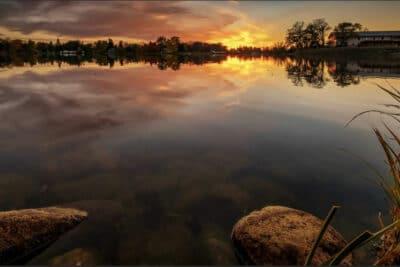 Gregory Harp Local Photographer Sunset Lake