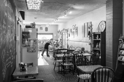 Gregory Harp Local Photographer Coffee Shop