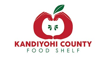 Kandiyohi County Food Shelf Logo