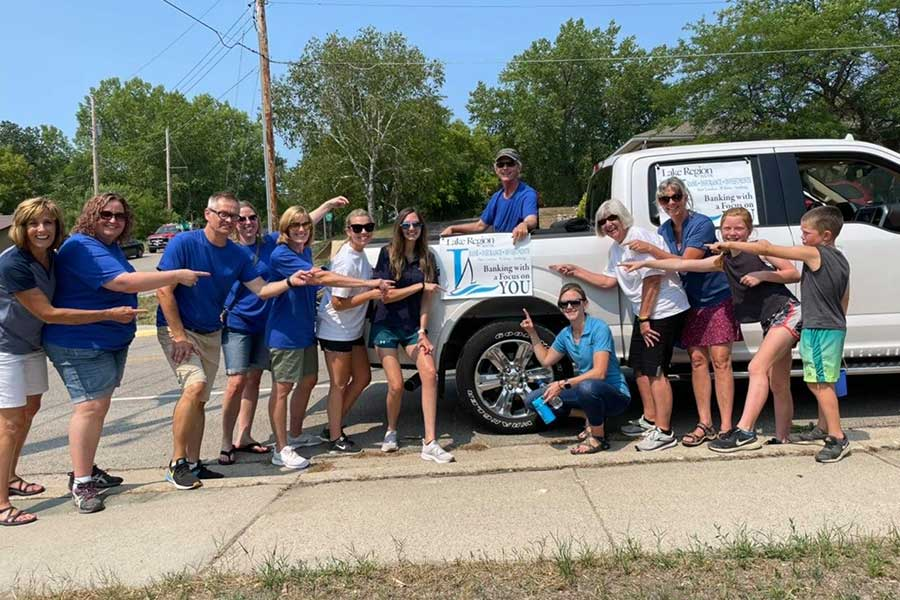 New London Water Days Parade 2021