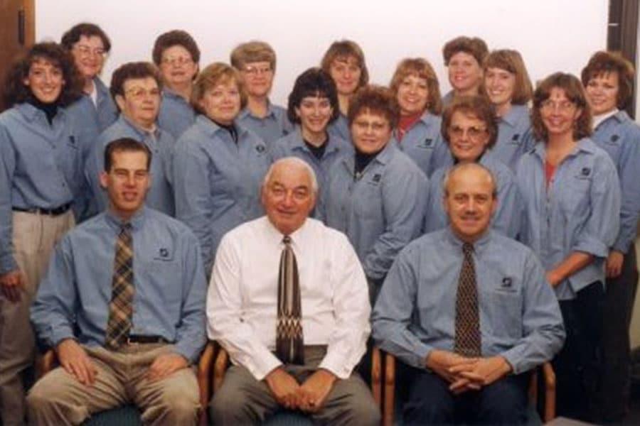 1997 team picture