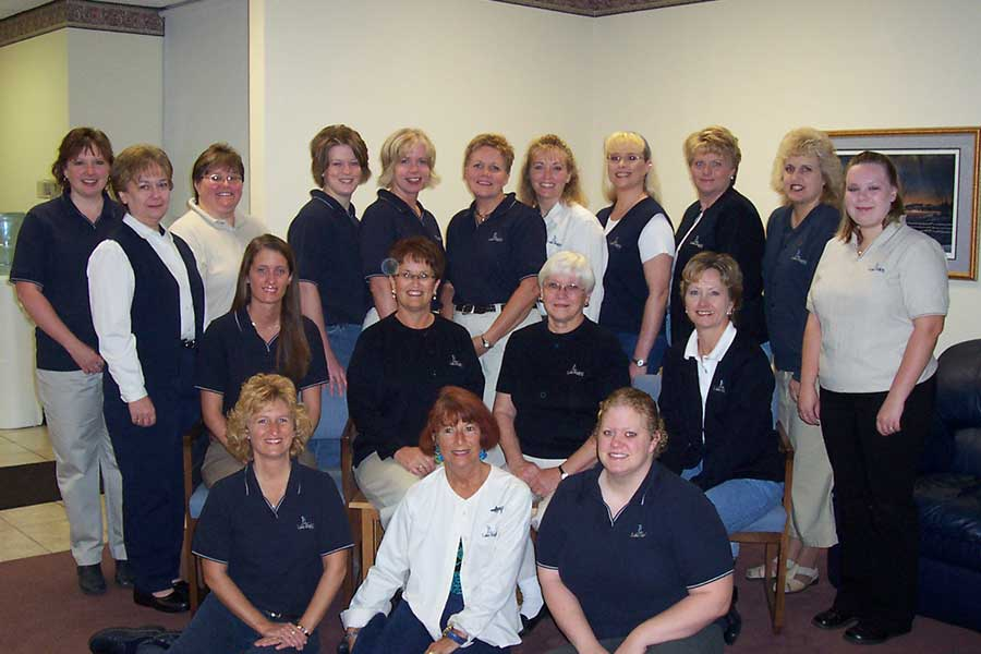 We've proudly employed a majority-female staff since Paul Vollan became chairman in the 1970s.