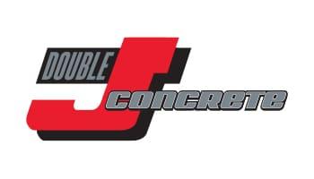 Double J Concrete Logo