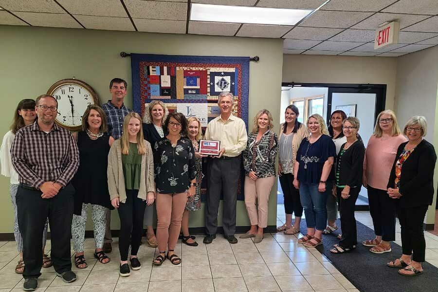 Lake Region Bank 40 Years With Willmar Chamber