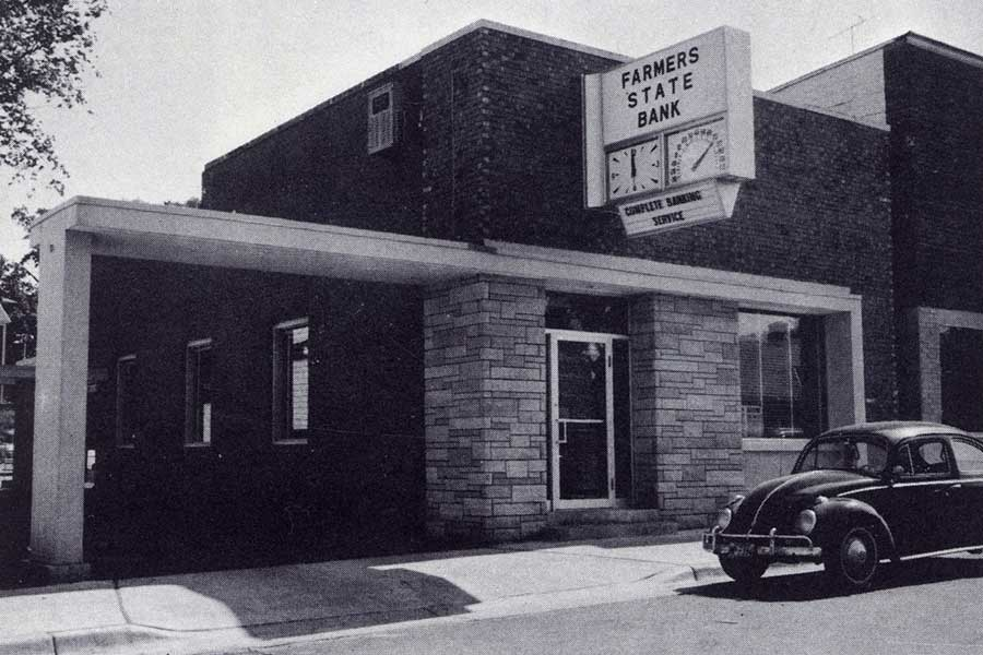 Farmers State Bank 1961