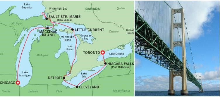 Map Bridge